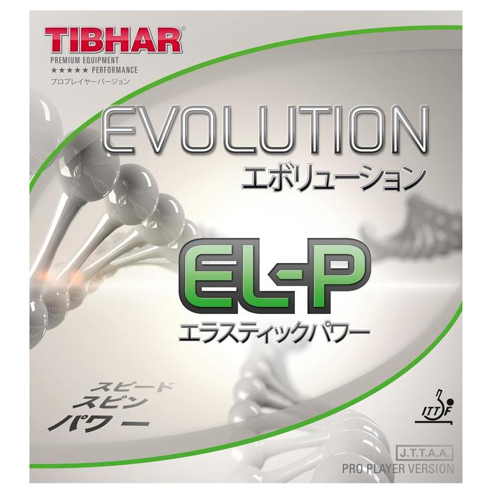 Offensief rubber Tibhar Evolution EL-P