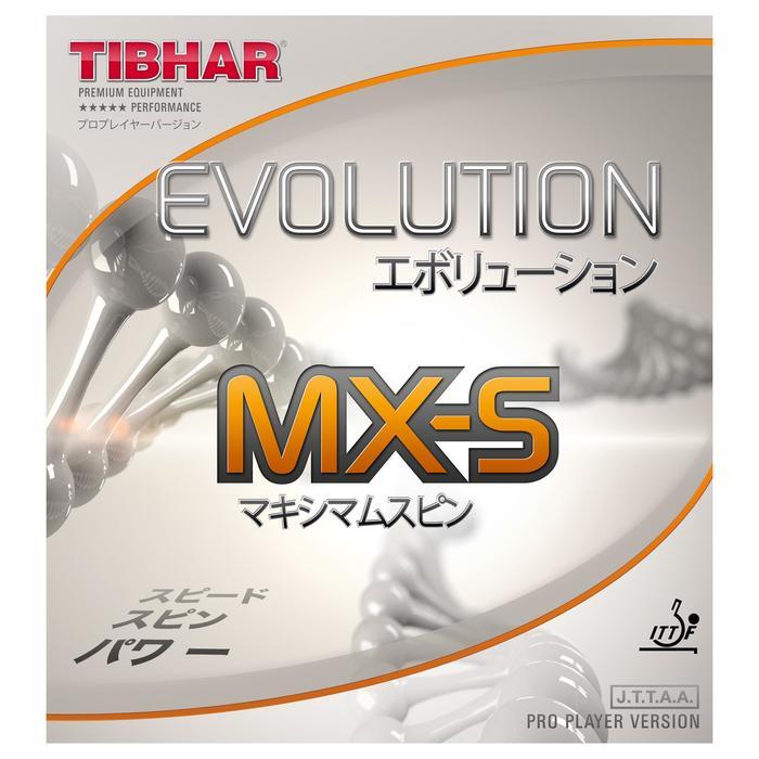 Offensief rubber Tibhar Evolution MX-S