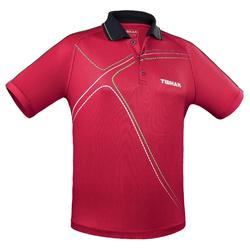 POLO DE TENNIS DE TABLE TIBHAR METRO ROUGE