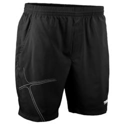 SHORT DE TENNIS DE TABLE TIBHAR METRO NOIR