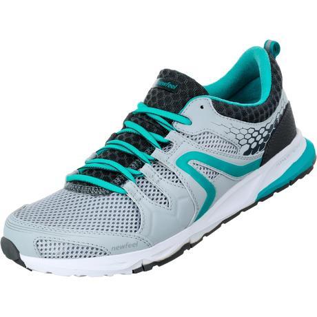 propulse walk 240 s power walking shoes grey blue