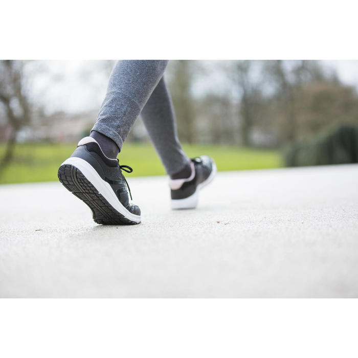 Zapatillas marcha deportiva mujer Protect 140 negro