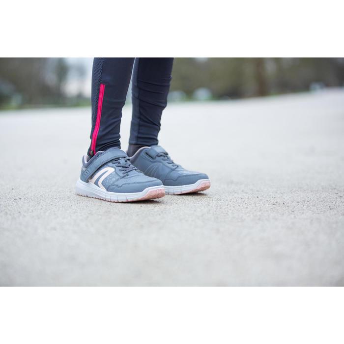 Kindersneakers voor wandelen Protect 140 blauw / roze