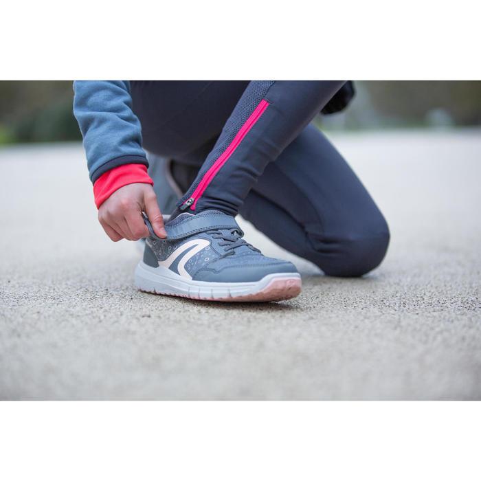 Chaussures marche enfant Protect 140 bleu / rose