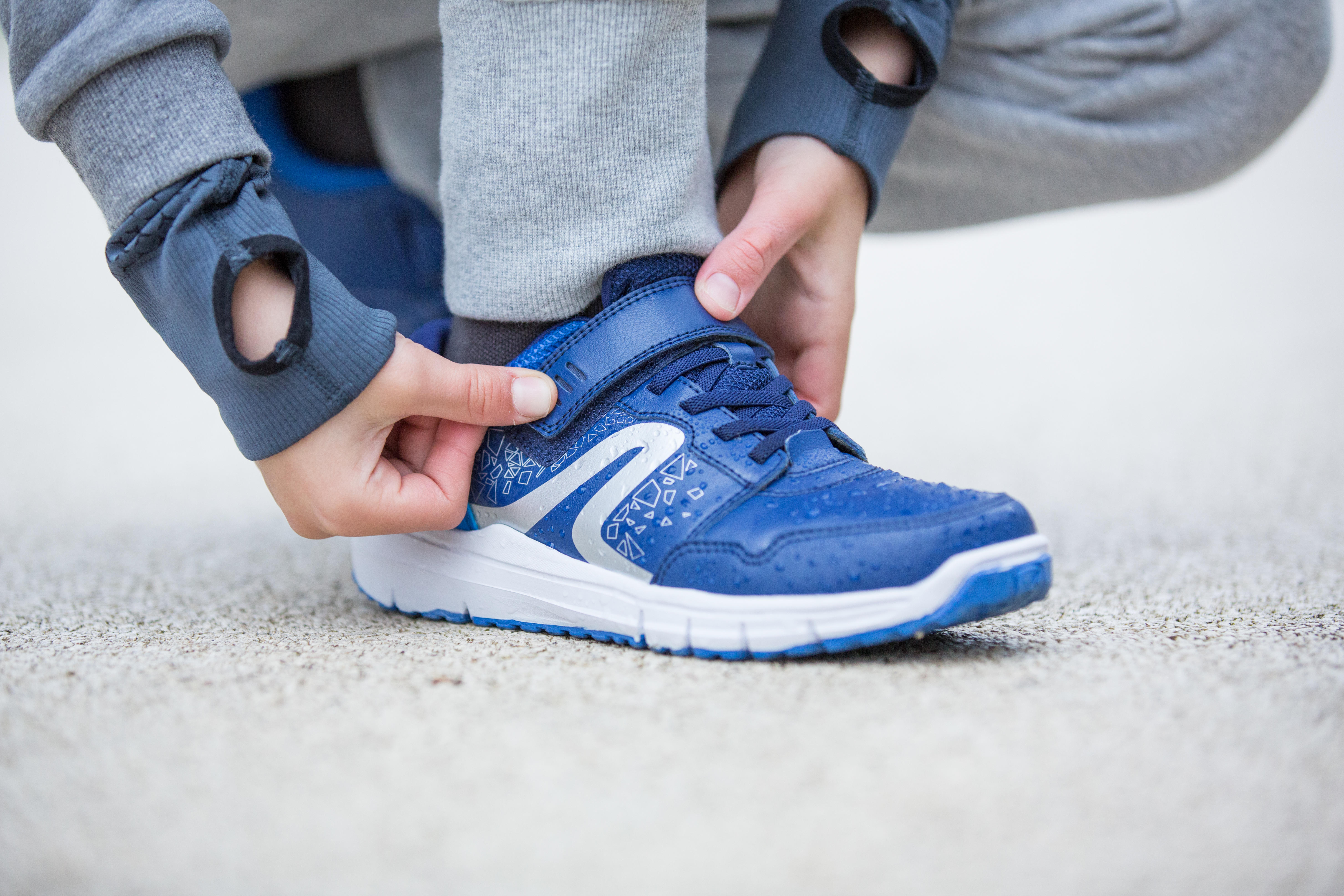 Chaussures marche enfant Protect 140 marine