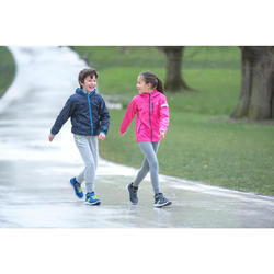 Sportschuhe Protect 580 Kinder wasserfest grau/weiß