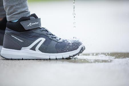 Кросівки дитячі Protect 580 для ходьби, водонепроникні - Сірий/Білий