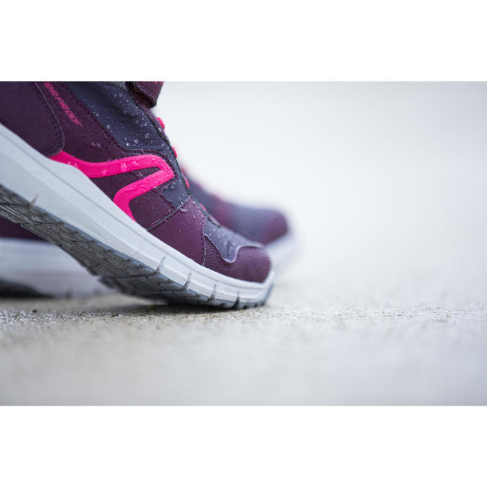 Chaussures marche sportive enfant Protect 580 - 950623