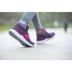 Zapatillas Caminar Newfeel Protect 580 Niña Violeta/Rosa