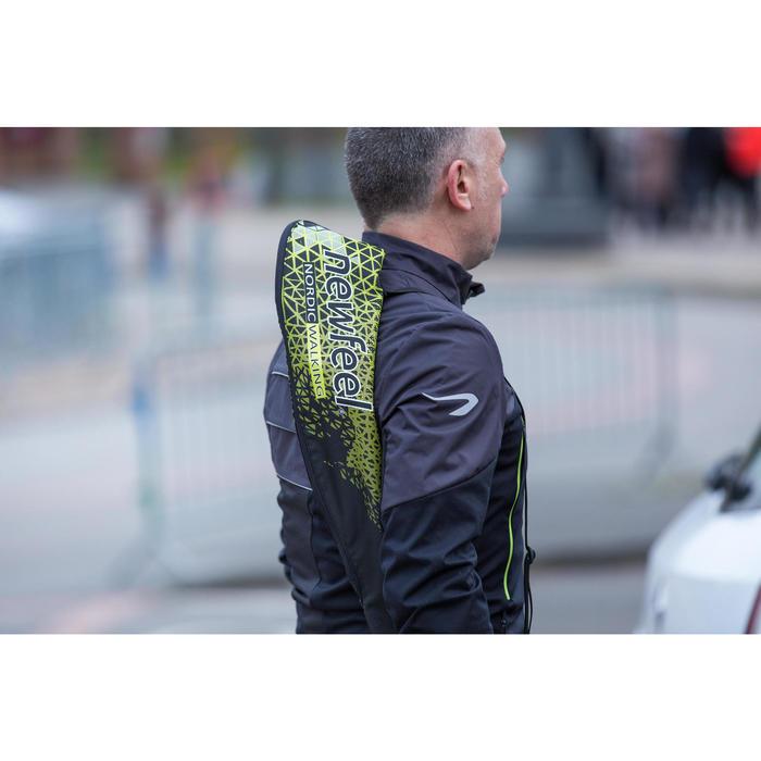 Tasche für Nordic-Walking-Stöcke NW B500 schwarz