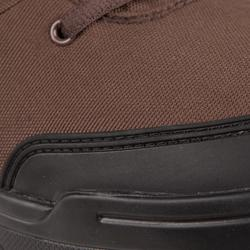 100 lightweight and breathable low hunting boots Brown