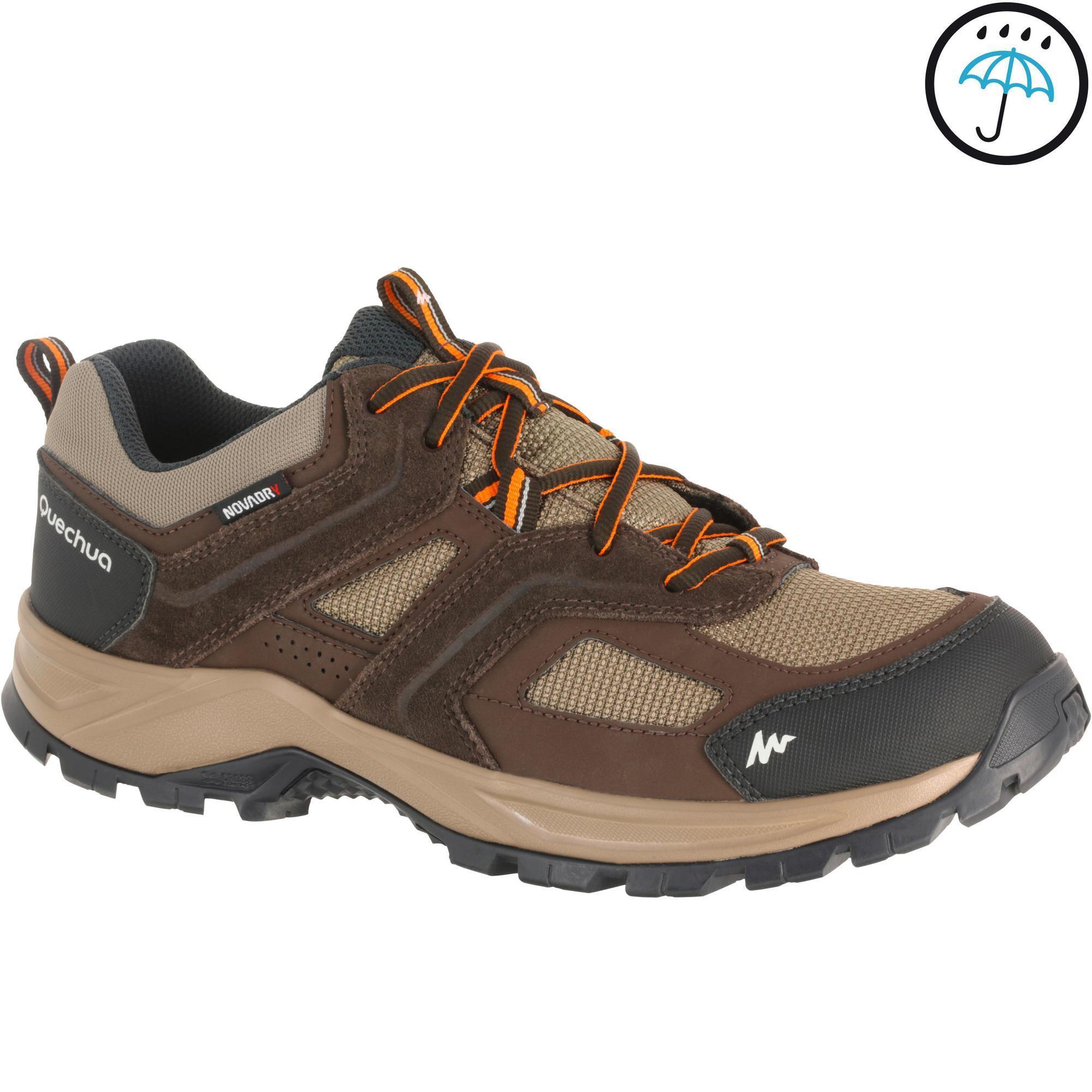 Chaussures quechua homme - Chaussure de securite homme decathlon ...