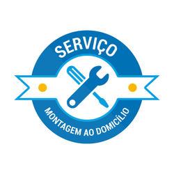 Montagem ao Domicílio 1 Banco Musculação/Remo