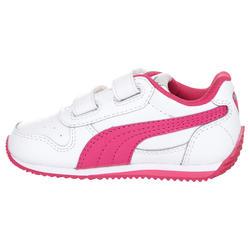 Babyschoentjes Fieldsprint wit/roze - 952055