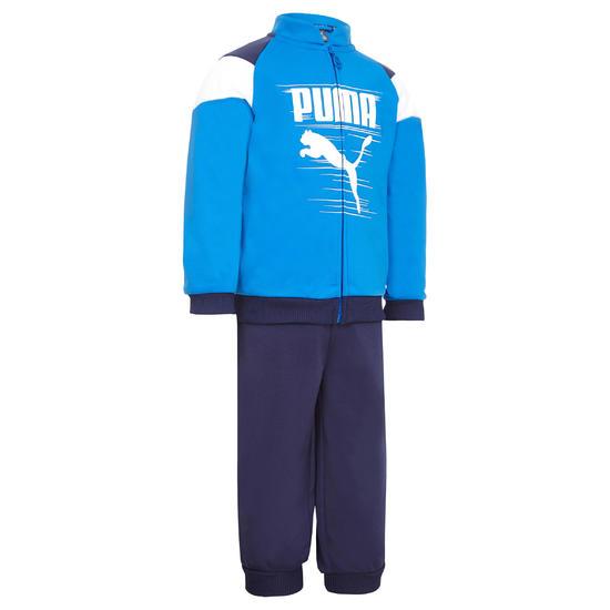 Trainingspak peuters en kleuters blauw - 952096