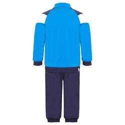 Trainingspak peuters en kleuters blauw - 952097