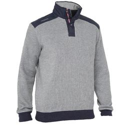 Pull bateau homme CRUISE gris