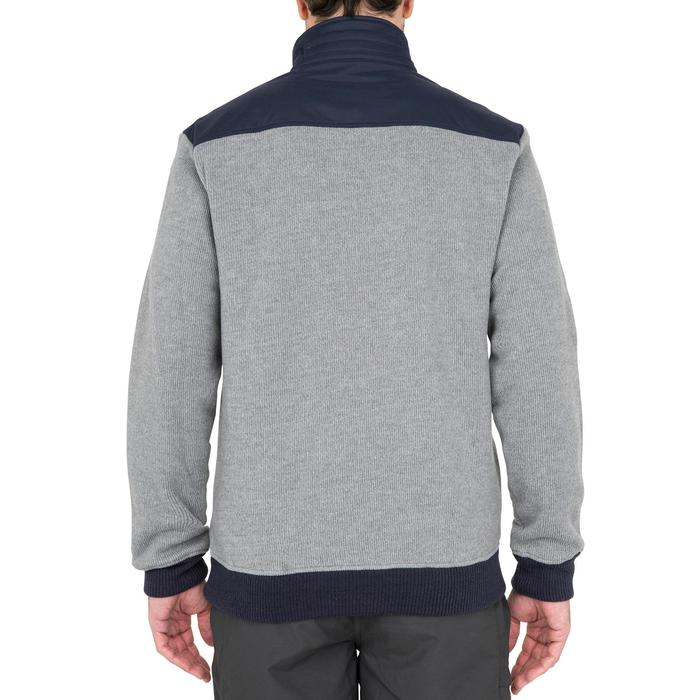 Cruise Men's Sailing Pullover - Grey