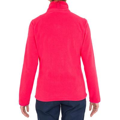 מעיל שיט מפליז לנשים 100 - ורוד