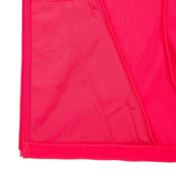 Fleecejacke Segeln Race Damen rosa