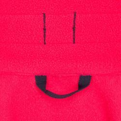 女款帆船競賽刷毛外套Race-梅粉色