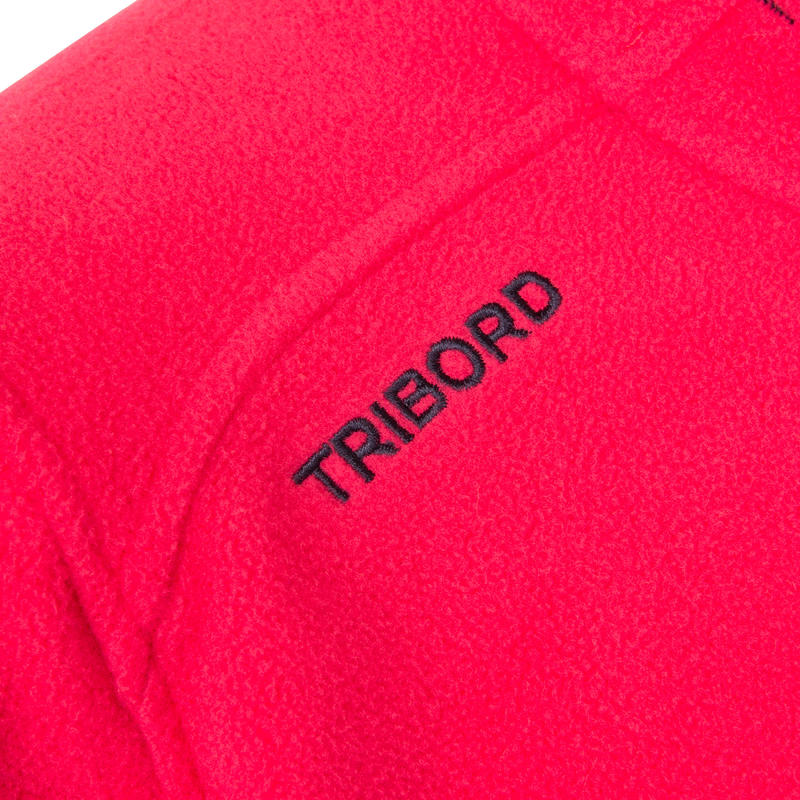 Fleece regatta boat race women's pink raspberry