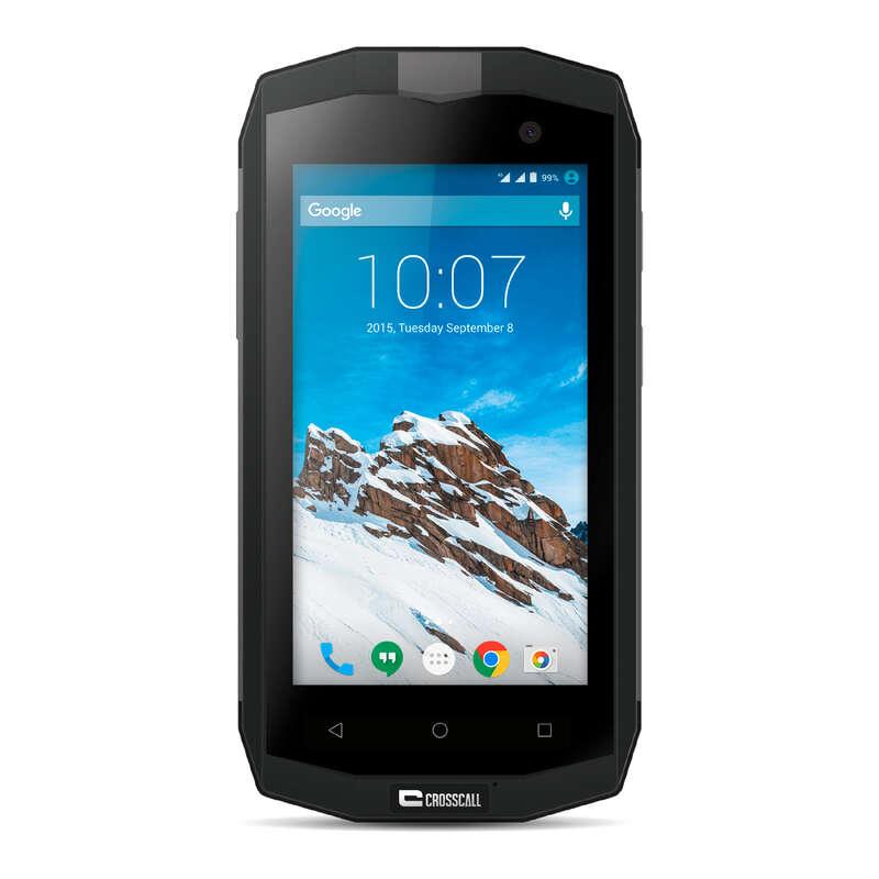 VÝŠKOMĚRY A GPS NAVIGACE NA TREKING - Smartphone Trekker M1 CROSSCALL