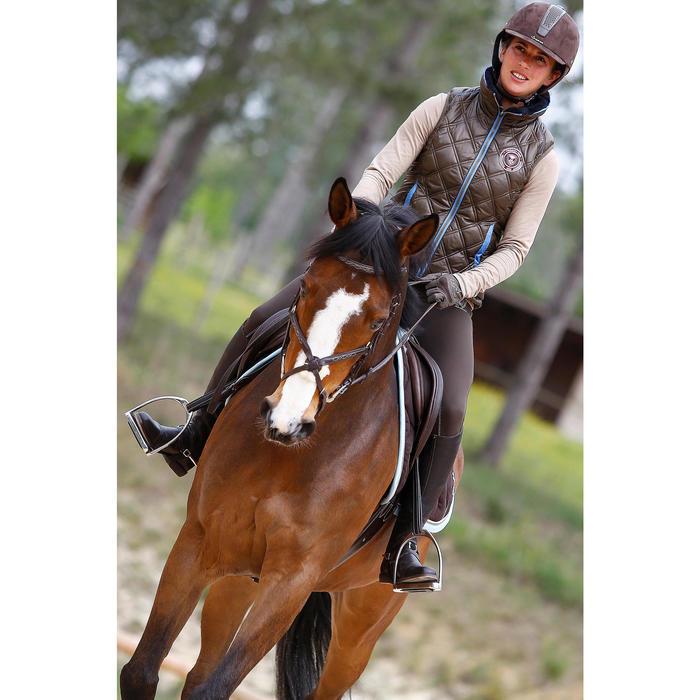 Filet + rênes équitation PADDOCK - taille cheval - 954663
