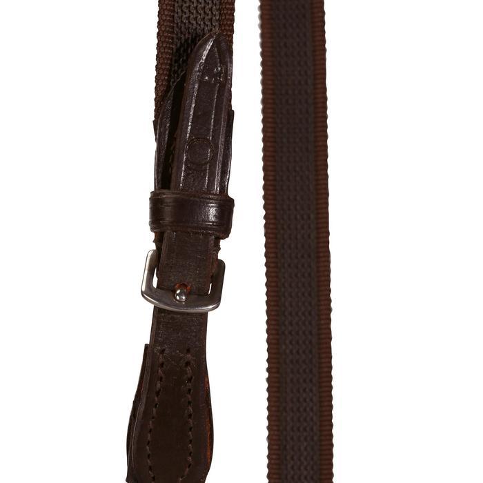 Filet + rênes équitation PADDOCK - taille cheval - 954676