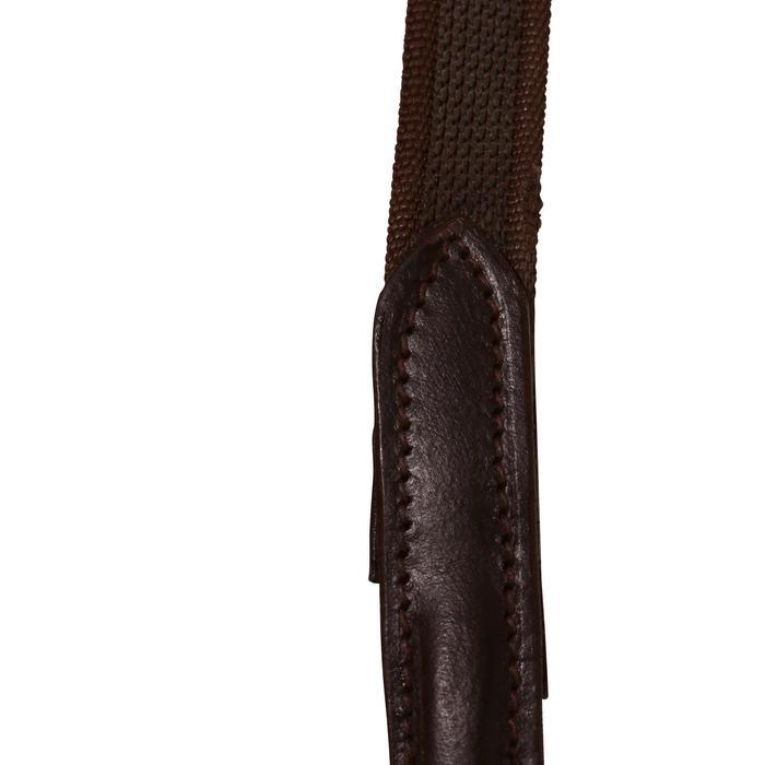 Filet + rênes équitation PADDOCK - taille cheval - 954678