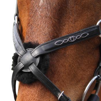 Filet + rênes équitation PADDOCK - taille cheval - 954738