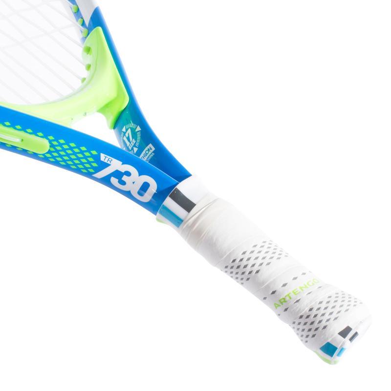 0d1e8c1096 Racchetta tennis bambino TR730 17 pollici azzurro-verde