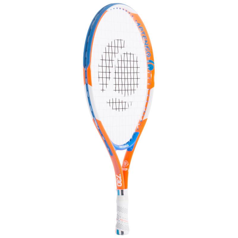 TR730 19 Kids' Tennis Racket - Orange