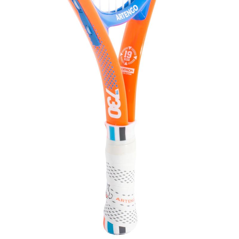 แร็คเกตเทนนิสสำหรับเด็กรุ่น TR130 19 (สีส้ม)