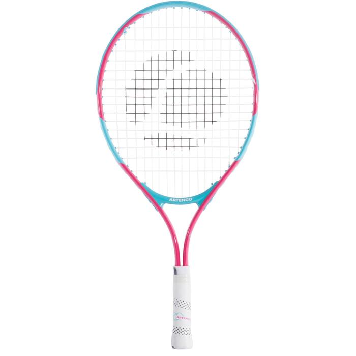 Raquette de tennis enfant rose TR 130 JR 21 Fille