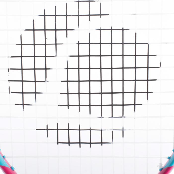 TR130 21 Kids' Tennis Racket - Red - 954807