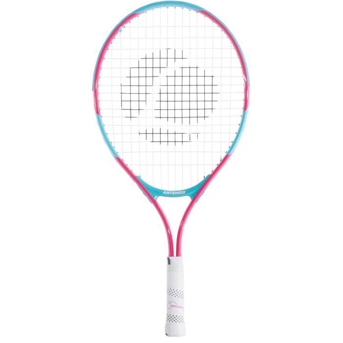 TR130 21 Kids' Tennis Racket - Red - 954808
