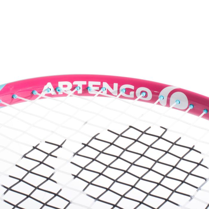 TR130 21 Kids' Tennis Racket - Red - 954818