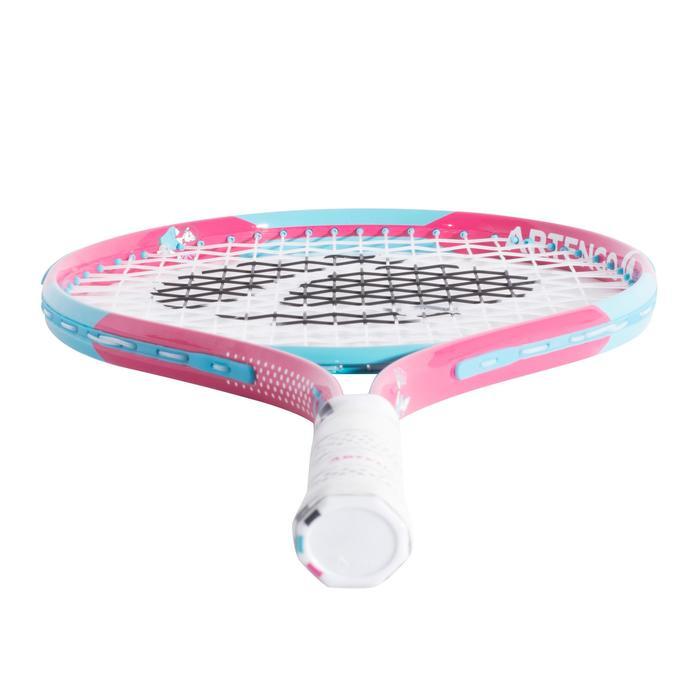 TR130 21 Kids' Tennis Racket - Red - 954820