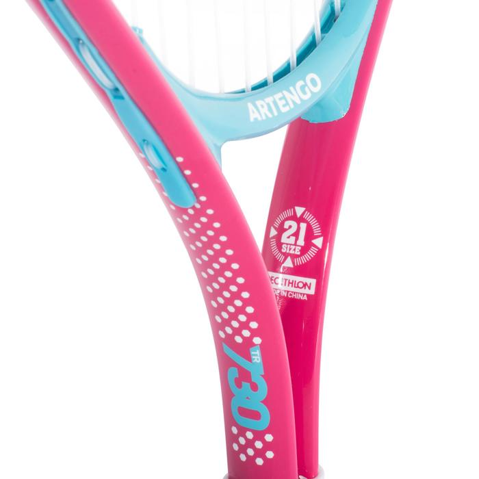 TR130 21 Girls' Tennis Racket - Pink