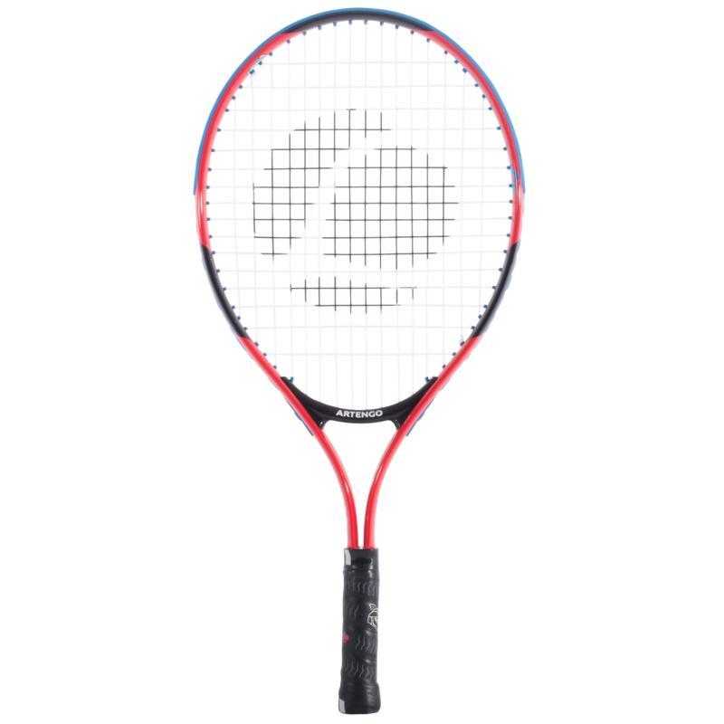 "Kids' 21"" Tennis Racket TR130 - Red"
