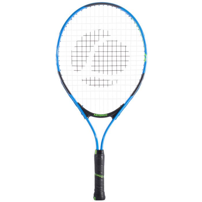 TR130 23 Girls' Tennis Racket - White/Pink - 954835