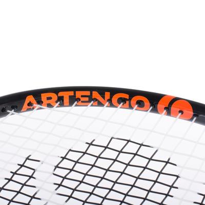מחבט טניס מסוג TR730 Kids' באורך 25 - שחור/כתום