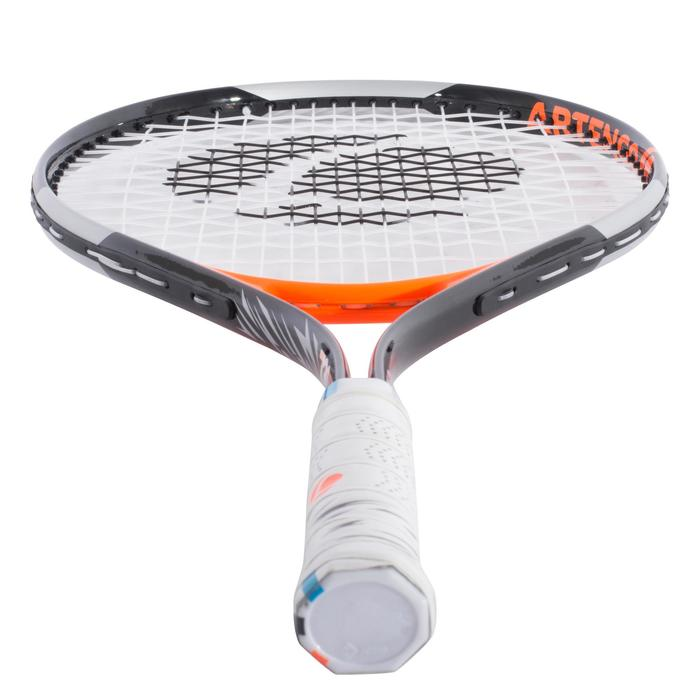 TR130 25 Kids' Tennis Racket - Black/Orange - 954883