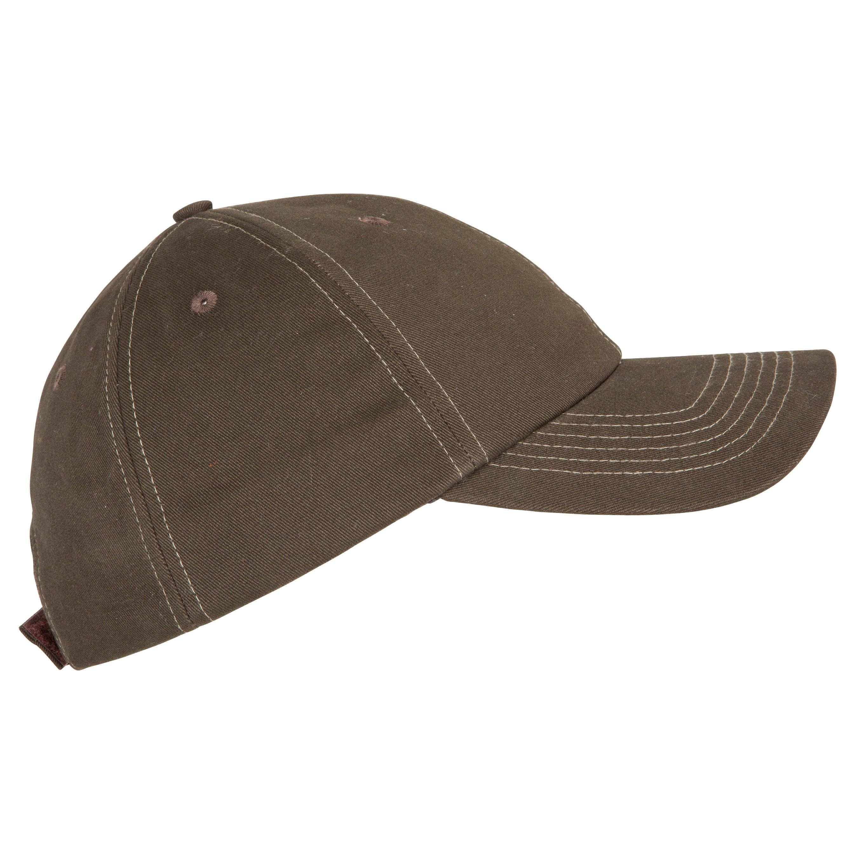100 Hunting Cap - Brown