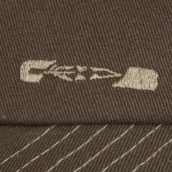 Jagd-Schirmmütze warm Taiga 100 braun