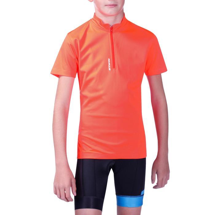 Maillot manches courtes vélo enfant 300 - 955430