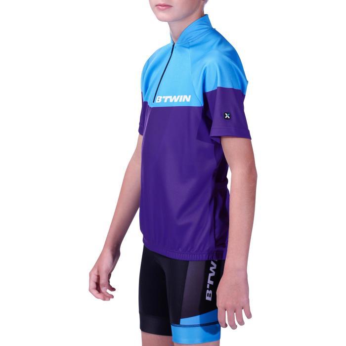 Maillot manches courtes vélo enfant 500 - 955444