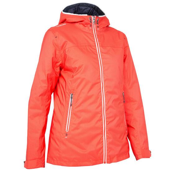 Warme, water- en winddichte zeiljas 100 voor dames - 955789