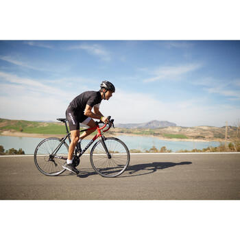 CUISSARD VELO ROUTE HOMME ROADCYCLING 900 NAVY - 955994